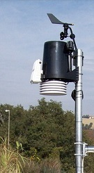 Davis Pro2 Weather Station