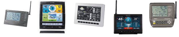 Best Home Weather Station Display Consoles