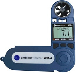 Ambient WM-4 Handheld Weather Station