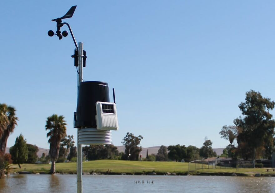 Davis Pro2 Weather Station Review