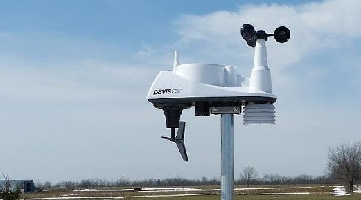 vantage vue wireless weather station