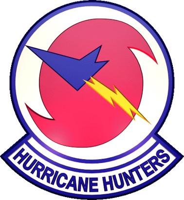 hurricane hunters logo