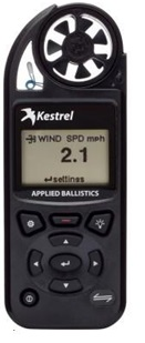 kestrel 5000 elite applied ballistics