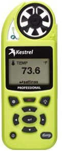 kestrel 5200 professional environmnetal meter