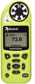 kestrel 5200 professional environmnetal meter