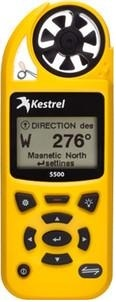 Kestrel 5500 - Best Portable Weather Station