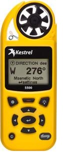 kestrel 5500 portable weather station