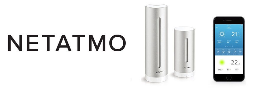 netatmo best indoor air quality monitor