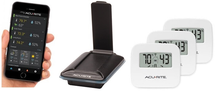 AcuRite 01166M Remote Monitoring System