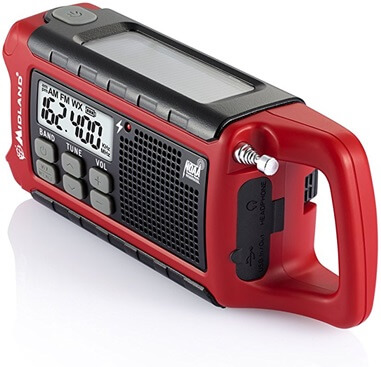 Midland ER210 Emergency Weather Radio Reviews