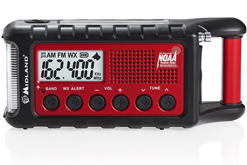 Midland ER310 Emergency Weather Radio Review
