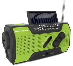 Solar Weather Radio Review