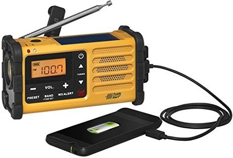 Portable Weather Radio Reviews
