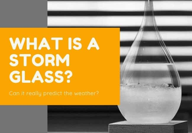 What is a Storm Glass