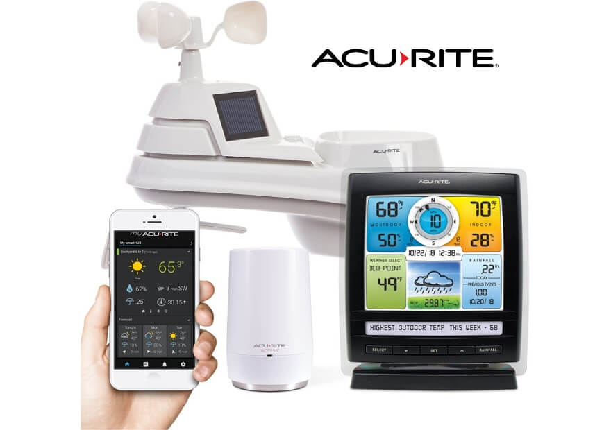 AcuRite 01057RM Color Weather Station