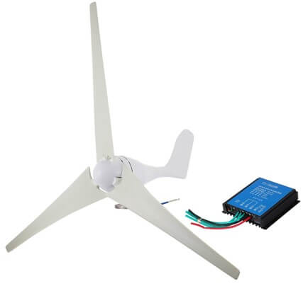 Happybuy Horizontal Wind Turbine