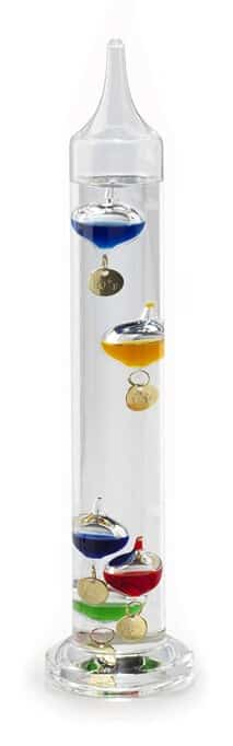 #5 Weather Gift - Galileo Thermometer