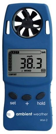 #7 Weather Gift - Handheld Weather Meter
