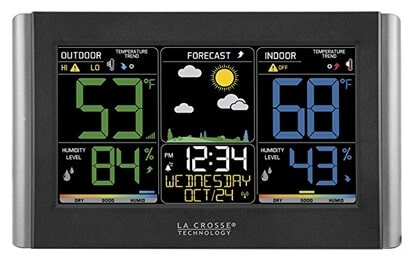 #3 Weather Gift - Wireless Forecast Station