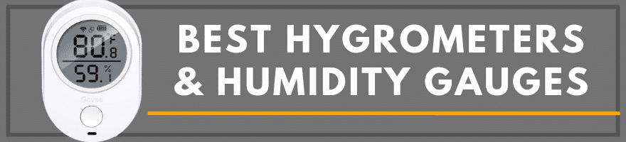 Best Hygrometer Title Image