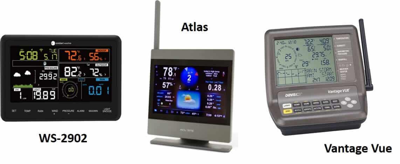AcuRite Atlas Display Screen