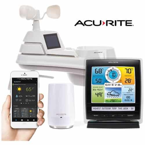 AcuRite 01012M (Digital Weather Station)