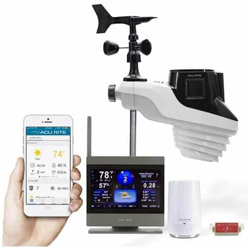 AcuRite Atlas Weather Station with Lightning Detection