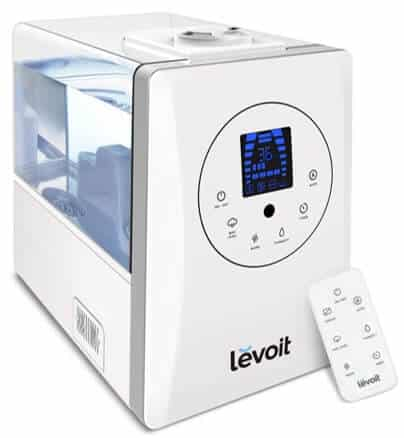 Levoit Ultrasonic - Best Bedroom Humidifier