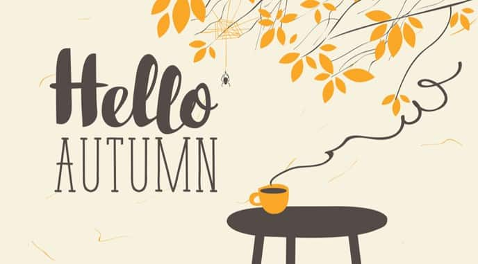Hello Autumn/Fall